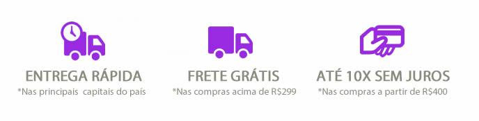 Entrega+Frete+10x